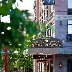 The Paramount Hotel and Dragonfish Asian Cafe