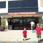  Entering the Jelly Belly tour