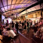 Beer Garden The Jack Backpackers Cairns