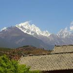 Jade Dragon Mountain - View from the Hotel