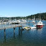 Gig Harbor view