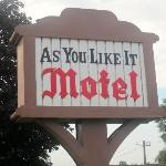Фотография As You Like It Motel