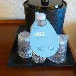  free bottle water