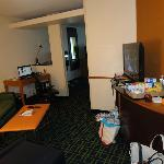 Foto van Fairfield Inn & Suites San Antonio North/Stone Oak