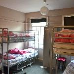 6 person, all-girls dorm