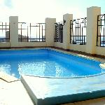 Swimming Pool - Top Floor