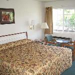 Interstate Motel Lakeview Single Bed