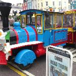 Cobh Road Train