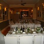 Cargills Elegant Dining Room - seats only 30 guests