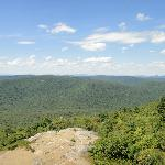  View at top of Mount Hadley