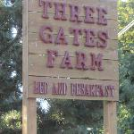 Foto de Three Gates Farm