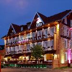Photo of Hotel Des Bains Gerardmer