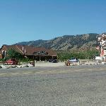  Old Corral Hotel Front