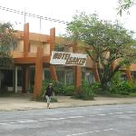  Hotel Santo - Luganville. Santo