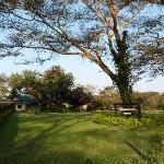  Lake Naivasha Resort grounds