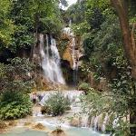Kuang Si Falls - not far from Luang Prabang
