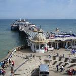 Cromer pier (still undergoing renovation)