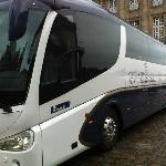  Dedicated coach for off train excursions