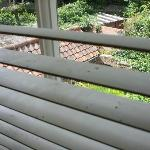 Dust Build Up On Blinds
