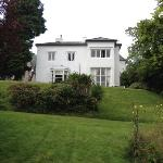 The Dell House, Malvern Wells - exceptional B&B.