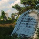  Old Cemetery by Sandy Beach