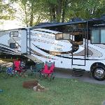 Candy Hill Campground resmi