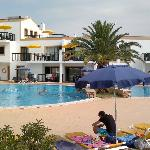 Adults pool, Alfagar I village