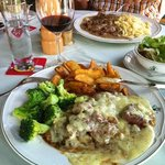 Photo de restaurant steak house