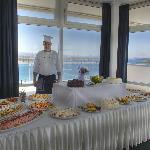 Dining in Sky lounge - special occasions