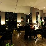Lounge in Crieff