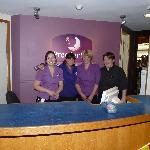 Foto de Premier Inn York South West