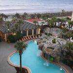 Hampton Inn Jacksonville Beach/Oceanfront Pool
