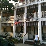 Front of the Quaker Inn