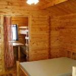  Inside of one of our Sleeping Cabins