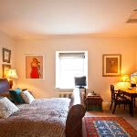 One of the B&B rooms