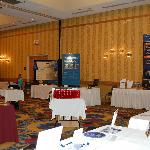  Trade Show area