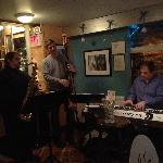 Live Jazz @ The Blue Rock Every Friday Night no cover
