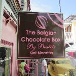 The Belgian Chocolate Box by Beatrix