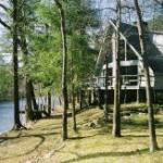 RIVERBEND   4 BR-2 BA  Right on Little River in Townsend, Tn