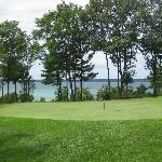 great course to play on the water!