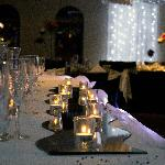 Bridal Table 23rd June