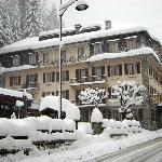  Hotel en plein hiver 2011-12