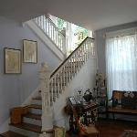 Natural Lighted Staircase