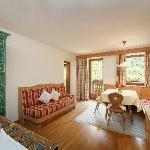  Suite Tirol Wohnzimmer