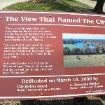 sign around the site