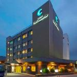City Hotel New Commander resmi
