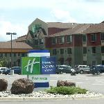 Foto di Holiday Inn Express Suites Mountain Iron