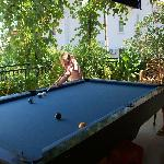 Free pool great for kids and adults alike!