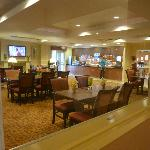 Holiday Inn Express Hotel & Suites Porterville resmi