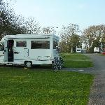 The motorhome/caravan field